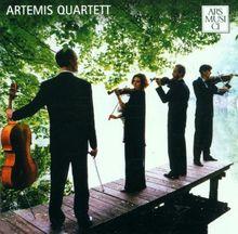 Brahms/Verdi: Streichquartette a-Moll / e-Moll