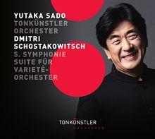 Sinfonie 5/Suite F.Varieté-Orchester