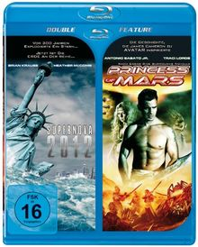 Doppel-BD: 2012 Supernova & Princess of Mars [Blu-ray]
