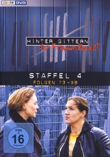 Hinter Gittern - der Frauenknast: Staffel 4 (Amaray-Box) [6 DVDs]