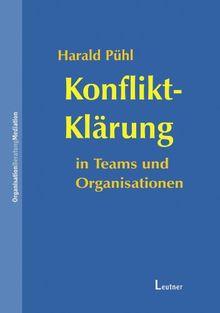 Konflikt-Klärung in Teams und Organisationen