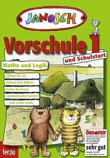 Janosch - Vorschule 1 Mathe u. Logik