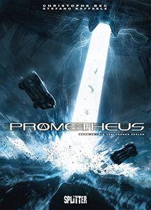 Prometheus. Band 14: Die verlorenen Seelen