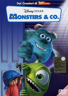 Monsters & Co. [IT Import]