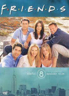 Friends, Staffel 8, Episoden 19-24