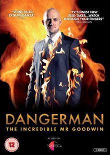 Dangerman: The Incredible Mr. Goodwin [2 DVDs] [UK Import]