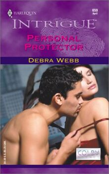 Personal Protector (Harlequin Intrigue Series)
