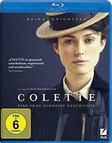 Colette - Eine Frau schreibt Geschichte [Blu-ray]