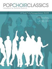 POPCHOIRCLASSICS Beatles: In My Life SSATB