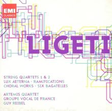 Streichquartette 1 & 2/+
