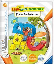 tiptoi® Erste Buchstaben (tiptoi® Mein Lern-Spiel-Abenteuer)