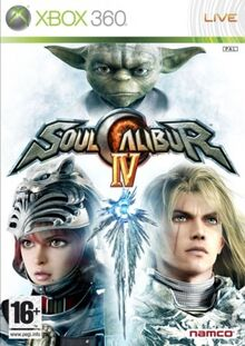 Xbox 360 - Soulcalibur IV - [PAL ITA - MULTILANGUAGE]