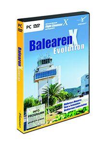 Flight Simulator X - Balearen Extended (Add-On)