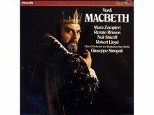 Verdi: Macbeth [3 LP Box-Set] [Vinyl LP record] [Schallplatte]