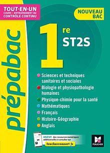 1re ST2S Prépabac