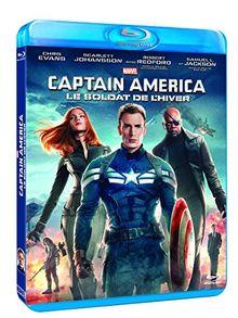 Captain america : le soldat de l'hiver [Blu-ray] [FR Import]