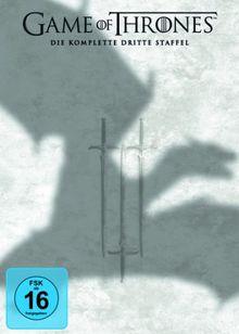 Game of Thrones: Staffel 3 [5 DVDs]