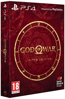 Third Party - God Of War - Edition Limitée Occasion [ PS4 ] - 0711719373872