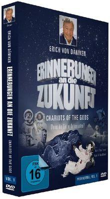 Erich von Däniken: Erinnerungen an die Zukunft - Waren die Götter Astronauten? (Paranormal Vol. 1)