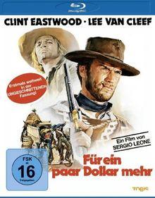 Für ein paar Dollar mehr - Ungeschnittene Fassung [Blu-ray]