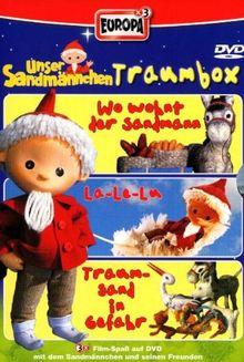 Unser Sandmännchen - Traumbox [3 DVDs]