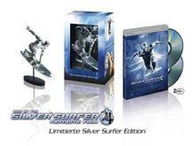 Fantastic Four - Rise of the Silver Surfer (Premium Edition + Limitierte Silver Surfer Edition, 2 DVDs mit Figur)