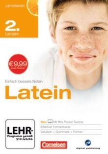 Lernvitamin - Latein 2. Lernjahr