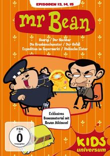 Mr. Bean - Animated Series 4, Folge 13-15