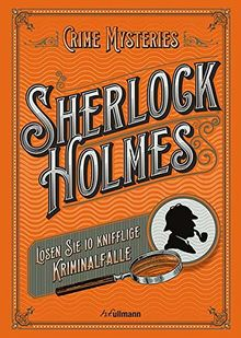 Sherlock Holmes - Crime Mysteries: Lösen Sie 10 knifflige Kriminalfälle