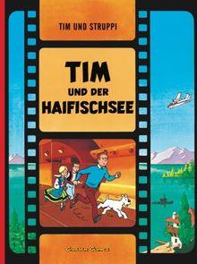 Tim und Struppi, Carlsen Comics, Neuausgabe, Bd.23, Tim und der Haifischsee