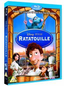 Ratatouille [Blu-ray] [UK Import]