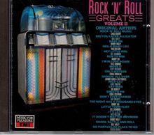 Chuck Berry, Bill Haley, Buddy Holly, Rick Nelson, Del Shannon..