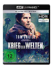 Krieg der Welten (4K Ultra HD) [Blu-ray]