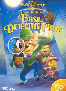 Basil détective privé [FR Import]