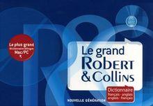 Le Grand Robert & Collins (MAC & PC)