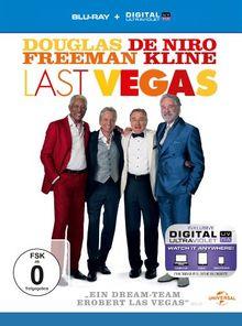 Last Vegas (inkl. Digital Ultraviolet) [Blu-ray]