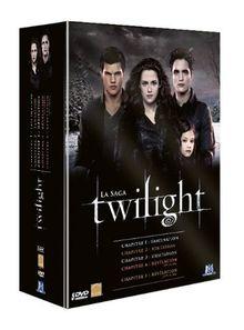 Coffret intégrale twilight : chapitres 1 à 5 [FR Import]