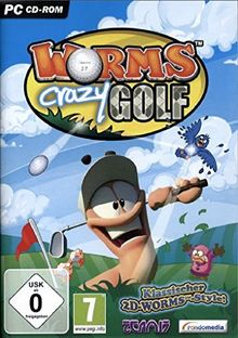 Worms - Crazy Golf