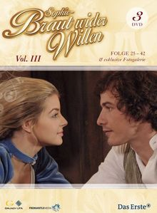 Sophie - Braut wider Willen: Vol. III, Folge 25-42 (3 DVDs)