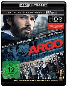 Argo (4K Ultra HD) [Blu-ray]