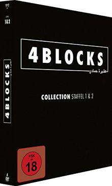 4 Blocks - Collection Staffel 1+2 [5 DVDs]