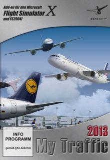 Flight Simulator X - My Traffic 2013 (Add-On)