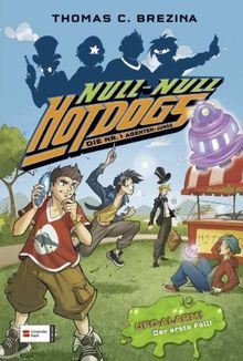 Hot Dogs - Die Nr.1 Agenten-Jungs, Band 01: UFO-Alarm! Der erste Fall!