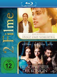 Stolz & Vorurteil/Die Schwester der Königin [Blu-ray]