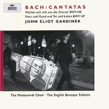 Bach: Cantata Pilgrimage (Kantaten BWV 140, 147)