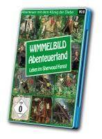 Wimmelbild - Abenteuerland - Leben in Sherwood Forest
