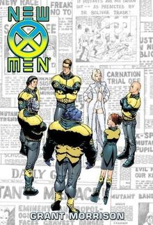 New X-Men Omnibus (New Printing)