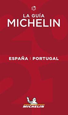Michelin España & Portugal 2021: Hotels & Restaurants (MICHELIN Hotelführer)
