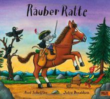 Räuber Ratte: Vierfarbiges Bilderbuch