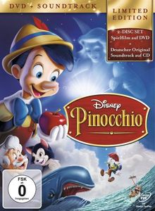 Pinocchio (+ Audio-CD) [Limited Edition]